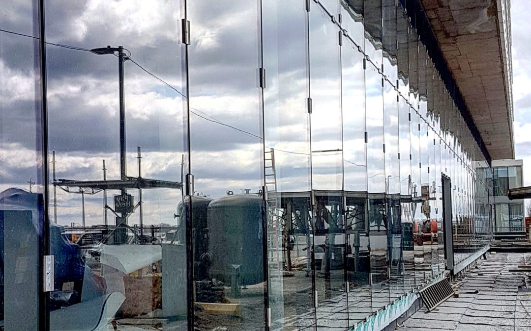 Midweek update for Pier 27, April 3, 2019