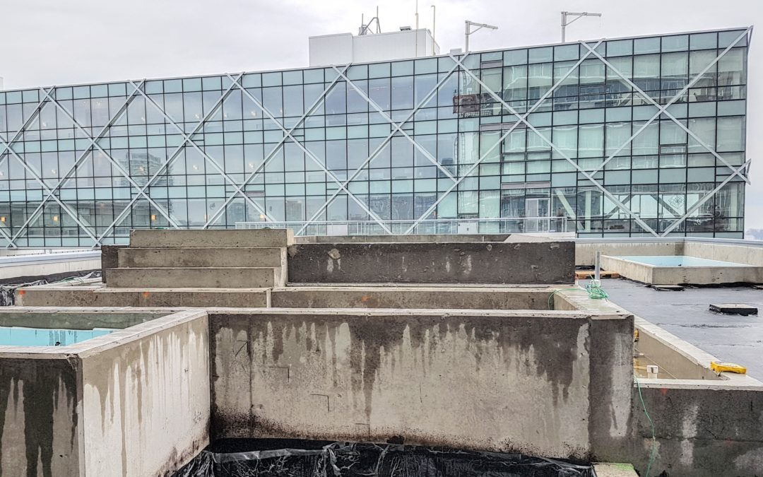 Midweek Construction Update, Pier 27, April 23, 2019