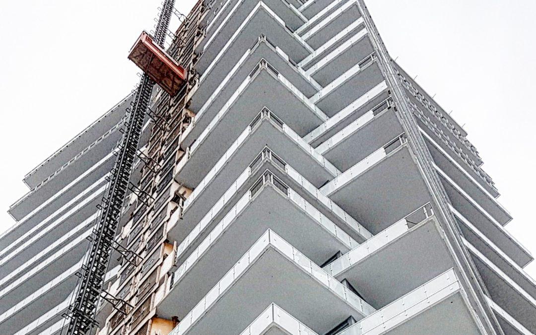 Pier 27 Construction Update, December 6, 2019